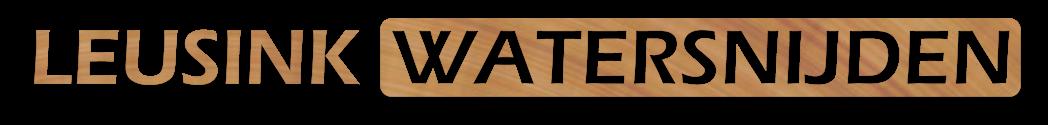 Logo uit kops hout